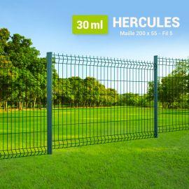 Kit Clôture Rigide à Sceller - Hercules - 30 ml
