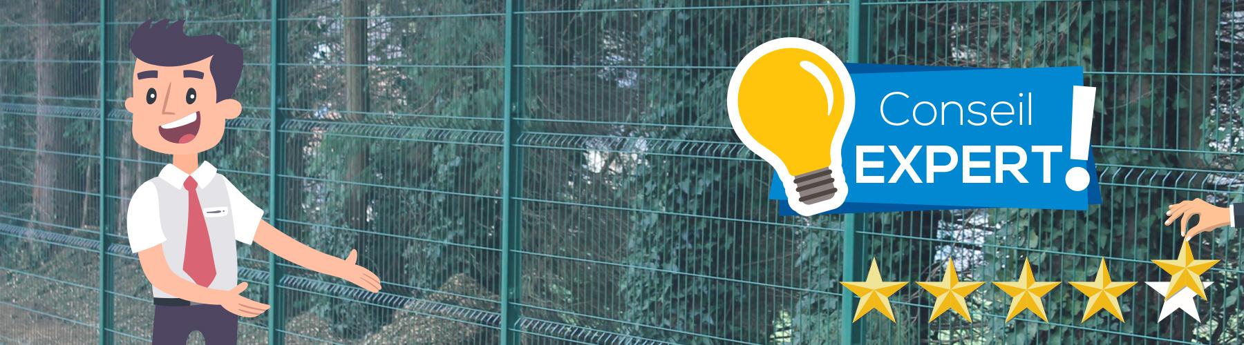 Les gammes de clôture rigide et leur qualité